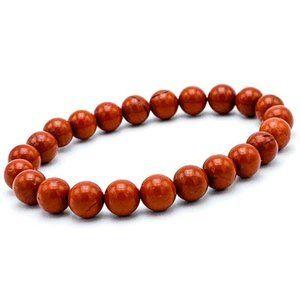 Red Jasper Healing Crystal Bracelet